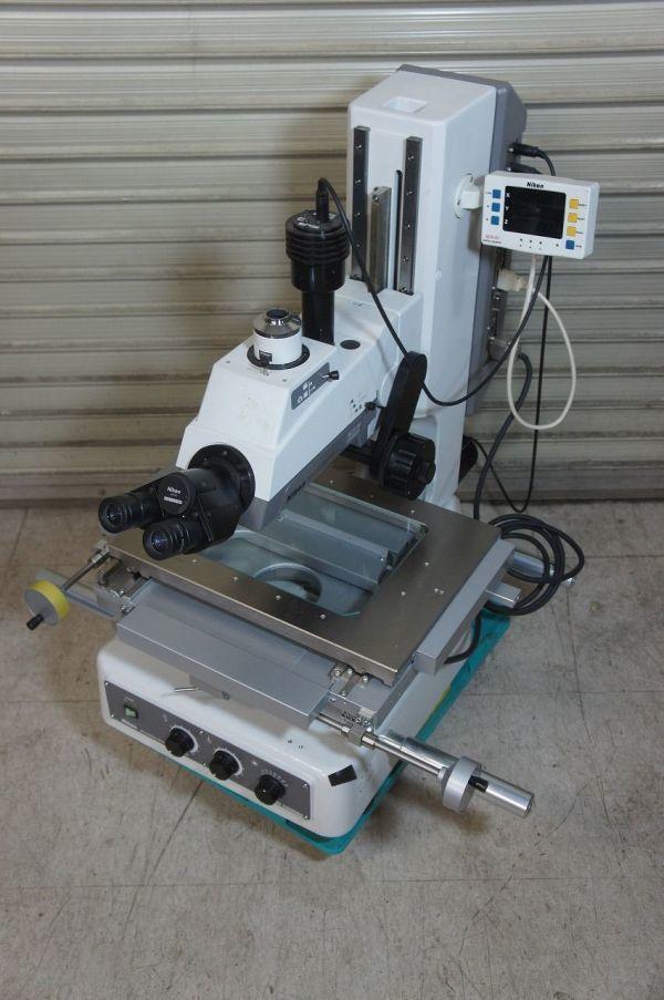 NIKON 測定顕微鏡の買取ご依頼、誠にありがとうございました!